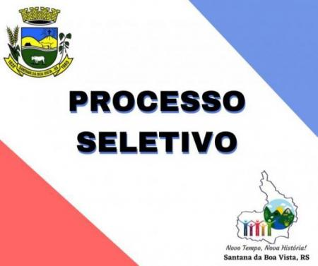 RESULTADO FINAL PROCESSO SELETIVO PROF. ARTES